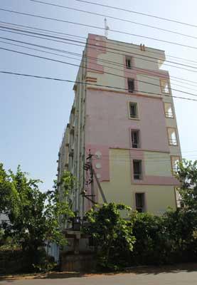 Sahyadri Boys Hostel
