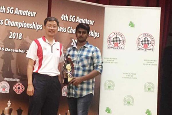 Amateur Chess Championship 2K18