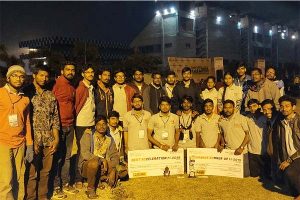 Awards for KL Students Teams - Vanquishers and Sangfroid