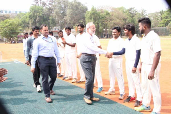Andhra Pradesh State Inter Engineering Colleges Tournament-2K19