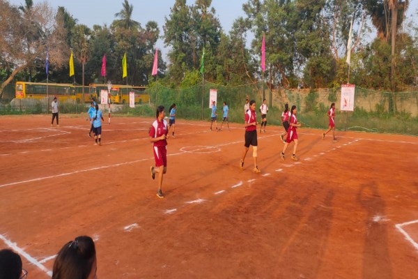 All India Inter-University Target ball Tournament for Women-2020, held during 04-03-2020 to 06-03-2020