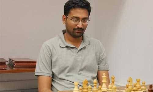 D.Bala Chandra Prasad secured 1st place in 1st  Leelavathi  Memorial Open  International online Blitz chess tournament  held on 11-07-2020.